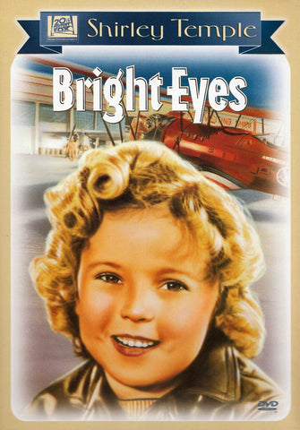 Bright Eyes (Shirley Temple) (Beige Frame) DVD Movie