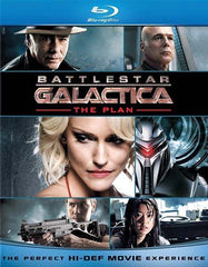 Battlestar Galactica: The Plan (Blu-ray)