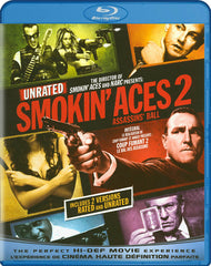 Smokin Aces 2: Assassins Ball (Unrated) (Bilingual) (Blu-ray)