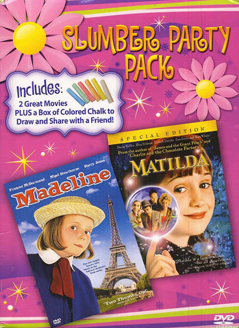 Slumber Party Pack - Madeline/Matilda (Special Edition) (Boxset) DVD Movie
