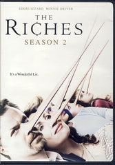 The Riches - Season 2 (Boxset)