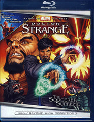 Doctor Strange - The Sorcerer Supreme (Blu-ray) (LG)