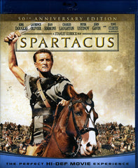 Spartacus (50th Anniversary Edition) (Blu-ray)