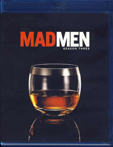 Mad Men - Season Three (3) (LG) (Blu-ray) BLU-RAY Movie
