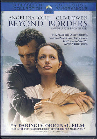 Beyond Borders (Bilingual) (Widescreen) DVD Movie