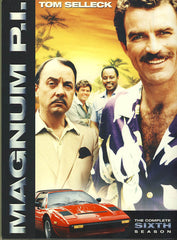 Magnum P. I. - The Complete Sixth (6) Season (Boxset)