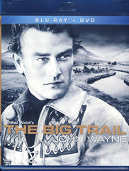 Big Trail (Blu-ray+DVD)(Blu-ray)