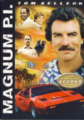 Magnum P.I. - The Complete Season 2 (Boxset)