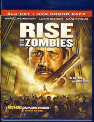Rise of the Zombies (Blu-ray+DVD)(Blu-ray)