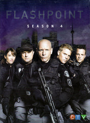 Flashpoint: Season 4 (Boxset)
