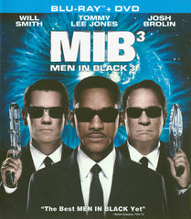 Men in Black 3 (Blu-Ray + DVD ) (Blu-ray)