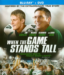 When the Game Stands Tall (Blu-ray + DVD) (Blu-ray)