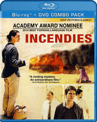 Incendies (Blu-ray+DVD) (Blu-ray)