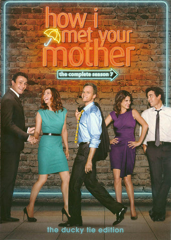 How I Met Your Mother - The Complete Season 7 - The Duck Tie Edition DVD Movie