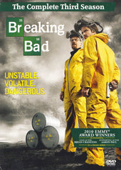 Breaking Bad - Season 3 (Boxset)