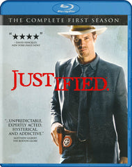 Justified - The Complete First (1) Season (Blu-ray)
