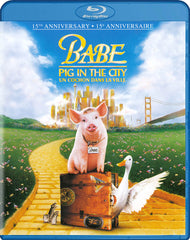 Babe - Pig in the City (15th Anniversary) (Blu-ray) (Bilingual)