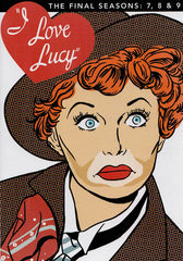I Love Lucy - The Final Seasons : 7, 8 & 9 (Boxset)