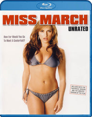 Miss March (Unrated Fully Exposed Edition) (Blu-ray)