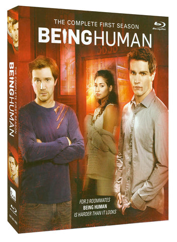 Being Human - The Complete First Season (Blu-ray) (Boxset) BLU-RAY Movie