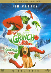 Dr. Seuss How the Grinch Stole Christmas (Widescreen) (Collector s Edition) (Bilingual)