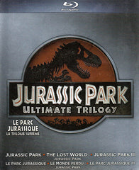 Jurassic Park - Ultimate Trilogy (Blu-ray + Digital Copy) (Blu-ray) (Boxset) (Bilingual)