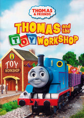 Thomas and Friends - Thomas and the Toy Workshop