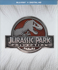 Jurassic Park Collection (Blu-Ray) (Bilingual)