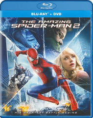 The Amazing Spider-Man 2 (Blu-ray/DVD/UltraViolet Combo Pack) (Blu-Ray)