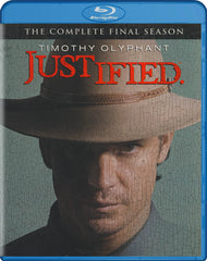 Justified - The Complete Final Season (Blu-ray)