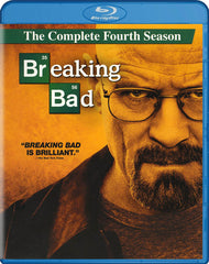 Breaking Bad - The Complete Fourth Season (Blu-ray)