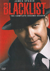The Blacklist : The Complete Season 2