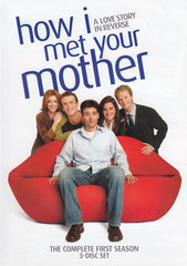 How I Met Your Mother - The Complete First (1) Season
