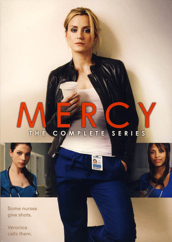 Mercy - The Complete Series (Boxset) (Keepcase) (CA Version) DVD Movie