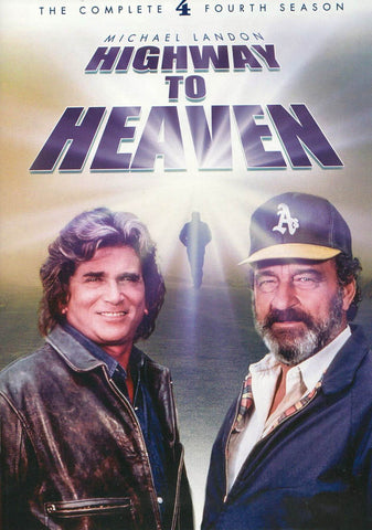 Highway to heaven (The Complete Fourth Season) (4) DVD Movie