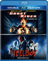 Ghost Rider / Hellboy (Double Feature) (Blu-ray)