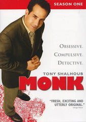Monk - Season One (Keepcase)