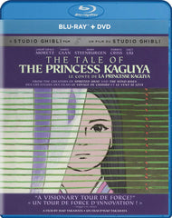 The Tale of the Princess Kaguya (Bilingual) (Blu-ray)