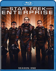 Star Trek - Enterprise - Season One (Blu-ray) (Boxset)