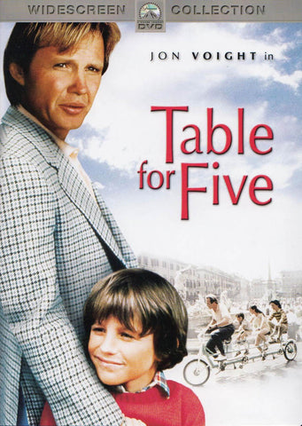 Table for Five DVD Movie