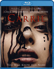 Carrie (Blu-ray + DVD + Digital HD) (Blu-ray)