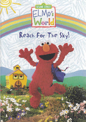 Reach for the Sky - Elmo s World- (Sesame Street) (White Spine)