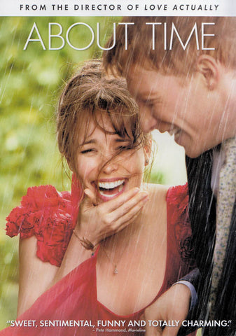 About Time DVD Movie