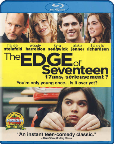 The Edge of Seventeen (Blu-ray) (Bilingual) BLU-RAY Movie