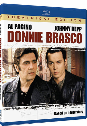 Donnie Brasco (Theatrical Cut) (Blu-ray) BLU-RAY Movie