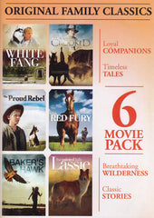 Original Family Classics (White Fang ...... Lassie: The Painted Hills) (6 Movie Pack)