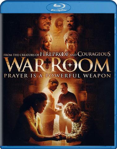 War Room (Blu-ray) BLU-RAY Movie