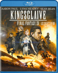 Kingsglaive - Final Fantasy XV (Blu-ray) (Bilingual)