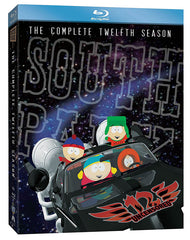 South Park - The Complete (12th) Twelfth Season (Blu-ray) (Boxset)