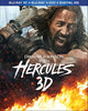 Hercules 3D (Blu-ray 3D + Blu-ray + DVD + Digital HD) (Blu-ray) BLU-RAY Movie